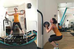 myClubs im Test - unlimitiert Fitness Sport, Gym Equipment, Woman, Fitness, Deporte, Sports, Women, Workout Equipment
