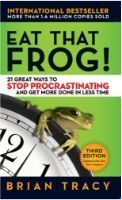 Laste Ned eller Lese På Net Eat That Frog! Bok Gratis PDF/ePub - Brian Tracy, It's time to stop procrastinating and get more of the important things done! After all, successful people don't try to. Good Books, My Books, Books To Read, Customer Service Books, Eat The Frog, Effective Time Management, Personal Development Books, Leadership Development, Its Time To Stop