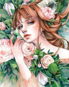 'Kaleena' by Margaret Morales
