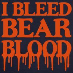 I Bleed Bear Blood