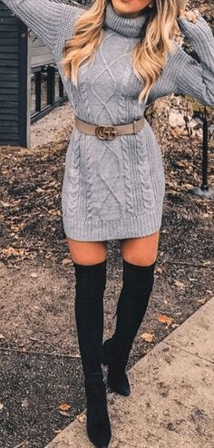 30 Pretty Winter Outfits You Can Wear on Repeat winter outfits casual winter casual winter styles casual winter outfit Winter Outfits For Teen Girls, Classy Winter Outfits, Winter Fashion Casual, Winter Outfits Women, Cute Casual Outfits, Fall Outfits, Winter Party Outfits, Casual Fall, Winter Clothes Women