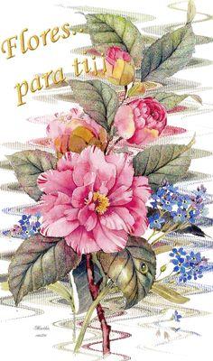 Estas Flores para ti por ser una mujer Luchadora y valiente Josue 1:9 y recuerda que Dios y yo Daniel Sosa te queremos y te amamos mucho bendciones