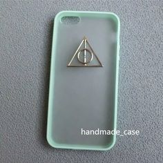 Studded Harry potter deathly hallows iphone 5/5s case