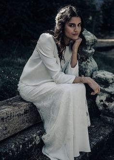 laure sagazan 2017 vestido novia a todo confetti blog bodas robe de mariee