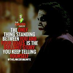 .JOKERS WORD New Quotes, Qoutes, Motivational Quotes, Life Quotes, Inspirational Quotes, 300 Abs, Heath Ledger Joker, Itsu, Gentleman Quotes