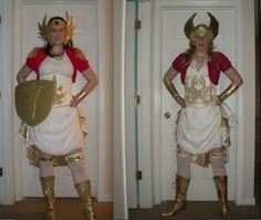DIY She-ra halloween costume | She-Ra | Pinterest | Halloween costumes Costumes and Princess  sc 1 st  Pinterest & Princess of Power! DIY She-ra halloween costume | She-Ra | Pinterest ...