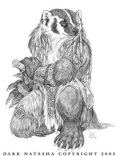 "Hello everyone. I am Lola Winterfrost, Birchwood Grove's resident badger (not be confused with the fairy/one of my adopted fathers Flint ""Badger"" Darkwillow!), warrior, and honora…"