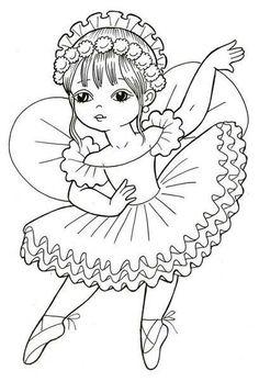 bailarina de circo para colorir - Pesquisa Google