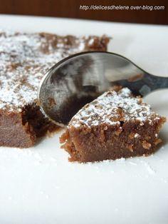 fondant chocolat-marron