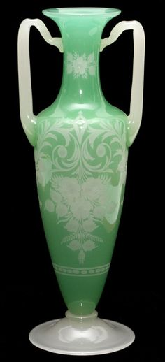 323 Best Steuben Glass Frederick Carder Images On Pinterest In
