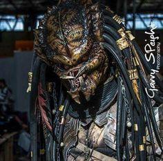 Predator Figure, Predator Movie, Alien Vs Predator, Star Wars Drawings, Arte Dc Comics, Alien Concept Art, Aliens Movie, Alien Art, Xenomorph
