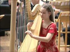 G.Handel Concert for Harp and Orchestra