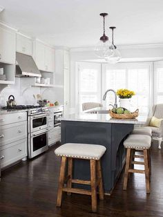 1000 Images About Kitchen Islands On Pinterest Marble Top, Black Chandelier And Purple Kitchen photo - 4