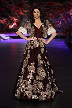 Manish Malhotra - Amazon India Couture Week 2015