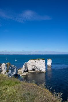 Old Harry Rocks Walk - 4 Mile Circular From Studland Harry Rocks, Dorset Coast, Gravel Path, Jurassic Coast, Tower Building, Isle Of Wight, Sea Birds, South Beach, The Rock