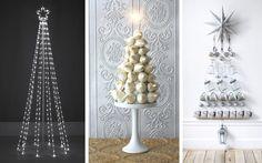 Árboles de Navidad Modernos (I) - Decofilia.com