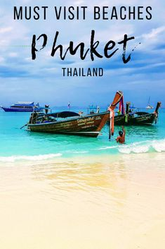BEST BEACHES IN PHUKET The Complete guide to the best beaches in Phuket, one of the most popular Thailand beaches. Beach info, Phuket hotels on the beach, When to Visit & Snorkelling. #phuket #phuketthailand #phuketbeaches #thailandtravel