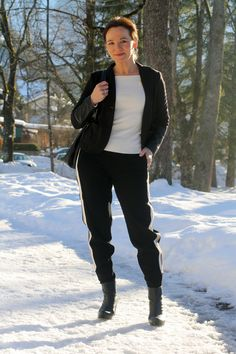HOW TO STYLE JOGGERS - SWEAT PANTS