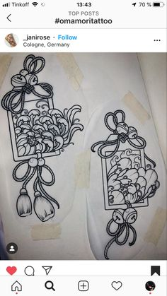 Japan Tattoo Design, Tattoo Design Drawings, Tattoo Sketches, Japanese Flower Tattoo, Japanese Tattoo Designs, Cute Tattoos, Body Art Tattoos, Small Tattoos, Traditional Japanese Tattoo Flash