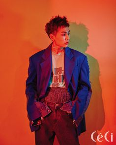 "BTOB's Ilhoon discusses his first solo album in ""CeCi"" Btob Ilhoon, Minhyuk, Btob Members, Rapper, Jung Jaewon, Ahn Jae Hyun, Boy Music, Seo Kang Joon, Park Min Young"