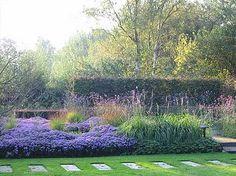 garden by Tuinen Mien Ruys, in Dedemsvaart, Overijssel, the Netherlands