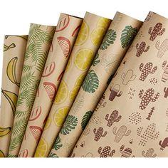 Paper Bag Design, Wrapping Paper Design, Gift Wrapping Paper, Paper Packaging, Packaging Ideas, Food Packaging, Unicorn Print, Wax Seals, Kraft Paper