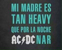 #ACDC#hacedecenar