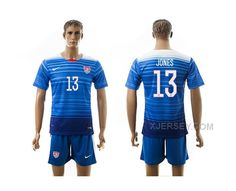 http://www.xjersey.com/201617-usa-13-jones-away-jersey.html 2016-17 USA 13 JONES AWAY JERSEY Only 33.11€ , Free Shipping!