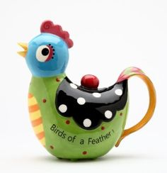 """""""Rooster"""" teapot"""