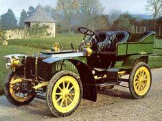 autos.  1902 De Dietrich