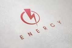 Check out Energy Logo by VoxelFlux on Creative Market