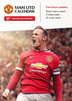 Add every fixture to your computer or mobile device and never miss a game with reminders from @manutd calendar.