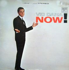 Vic Dana - Now! USA 1965 Lp near mint