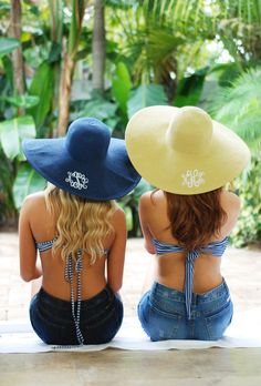 Suns out, Floppy Hats out!! These neww Derby Hats are a Spring #MUSTHAVE