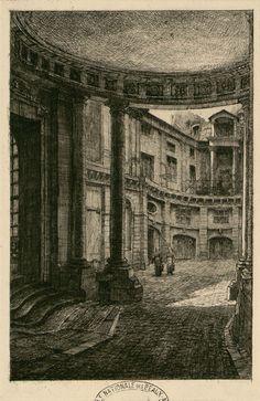 Rue S.t Antoine - Hôtel Beauvais - 1863
