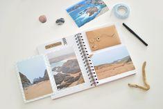 Faire Son Album Photo, Diy Album Photo, Diy Photo, Album Photos, Album Photo Scrapbooking, Mini Scrapbook Albums, Mini Albums, Album Photo Voyage, Creation Album Photo
