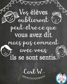 Best Teacher, Teacher Gifts, Quote Citation, French Teacher, Classroom Organization, Cute Quotes, Teacher Appreciation, Motivation, Improve Yourself