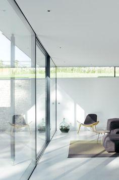 Cheeran house by John Pardey architects