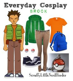 Everyday Cosplay: Brock (Pokemon)                                                                                                                                                      More