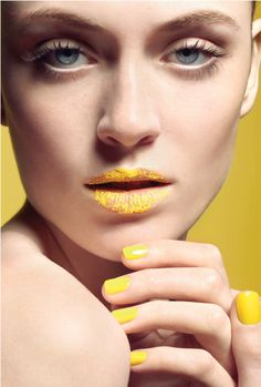 """Yellow"" 