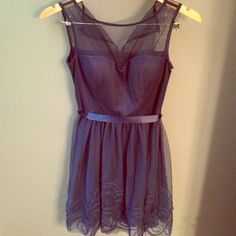 Eliza J dress. Worn once! Dark Blue Eliza J Dress size small! Worn only once as a bridesmaid dress! Gorgeous and excellent condition! Eliza J Dresses
