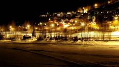 Amop-time lapse from Lillehammer,