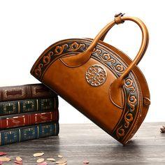 Hot-sale designer Women National Retro Handbag Folk Elegant Crossbody Bag Online - NewChic Mobile