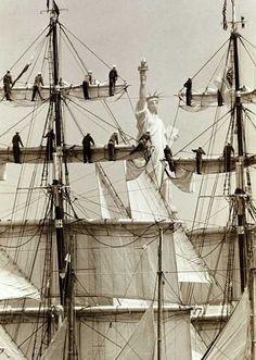 Старые фотографии моряков