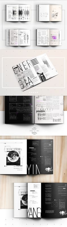 _* Enciclopedia. on Behance