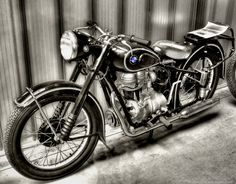 BMW R25 by *pingallery on deviantART ❦
