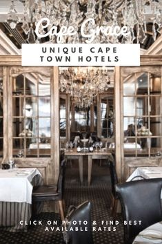 Top Recommended Hotels finds Cape Grace deals on all the top travel stites at once. Best Price Guaranteed on Cape Grace at Top Recommended Hotels. Best Hotel Deals, Best Hotels, Cape Town Hotels, Restaurant, Travel, Design, Viajes, Diner Restaurant