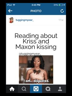 #the selection #Kriss Ambers #Maxon Shreave. yes, when I read this moment, I throw my kindle across my room. And I am still disgusted.