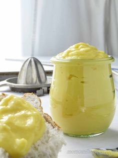 Make this tart low carb lemon curd in 10 minutes | low carb, keto. thm-s | momcanihavethat.com