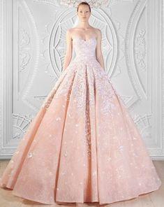 25 Vestidos de Novia Rosados